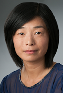 Photo of Cissy Cao.